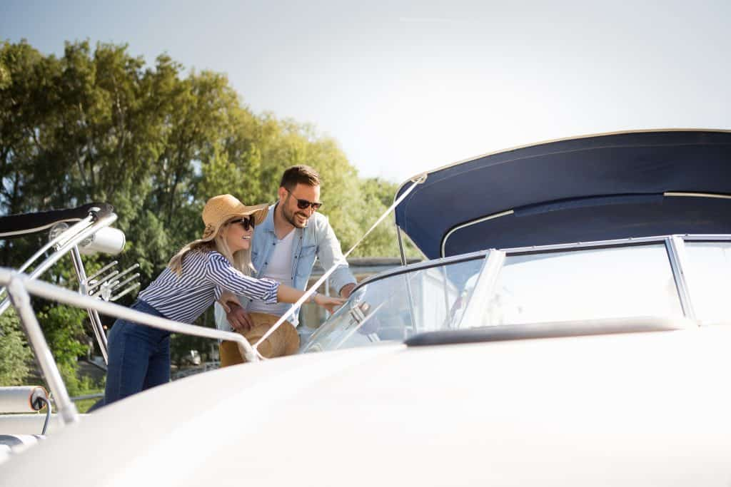 buying a boat