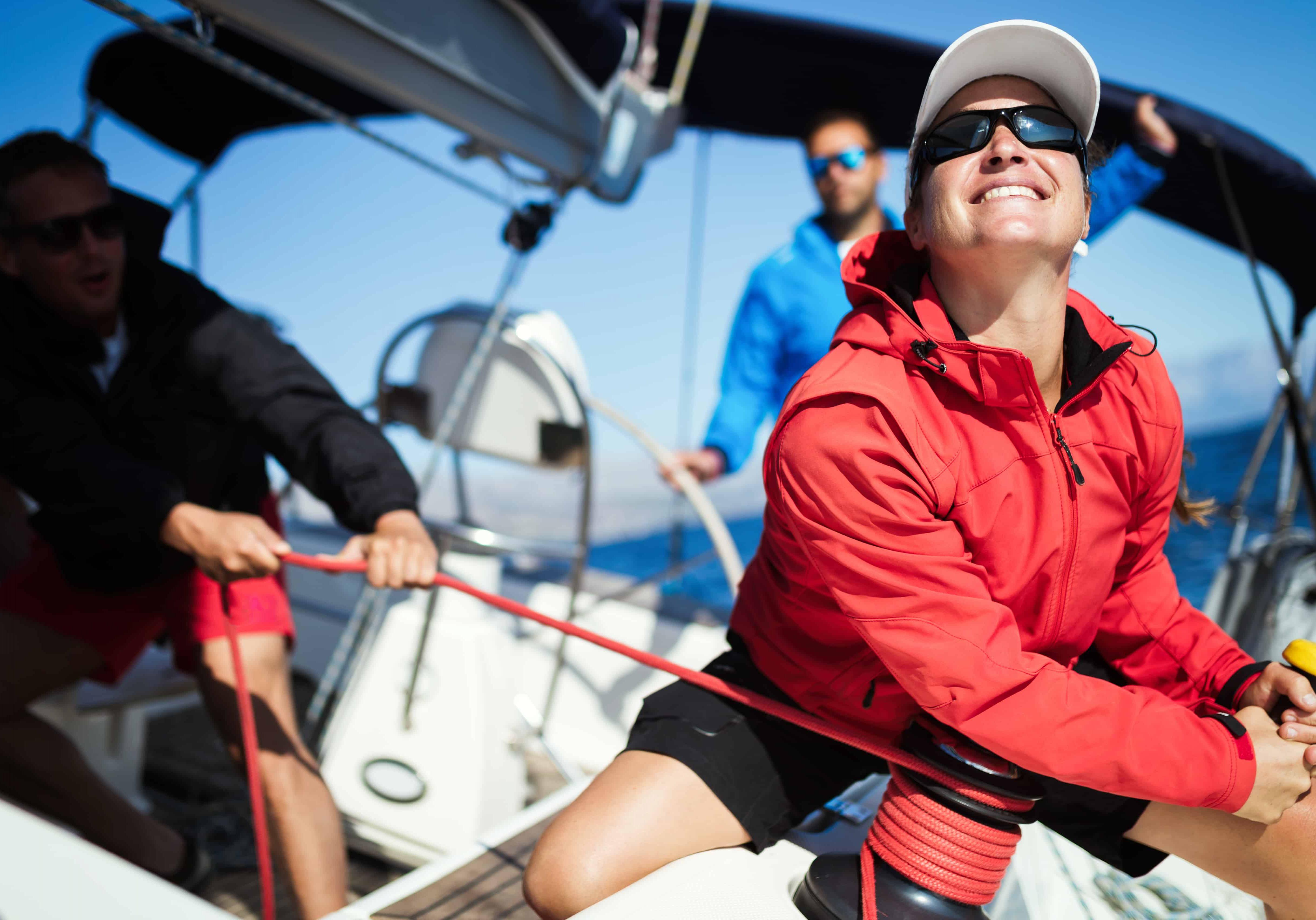 sail like a pro